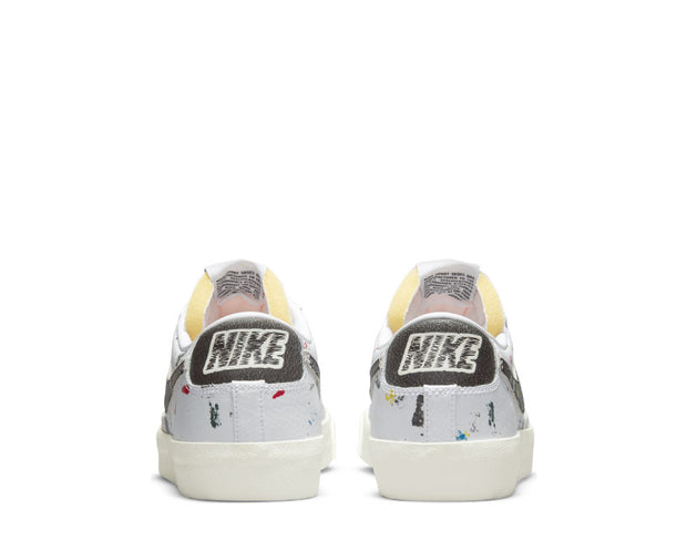 Nike Blazer Low '77 White / Black - White - Sail DJ1517-100