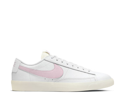 Nike Blazer Low Leather White / Pink Foam - Sail CI6377-106