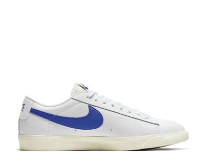 Nike Blazer Low Leather White / Astronomy Blue - Sail CI6377-107