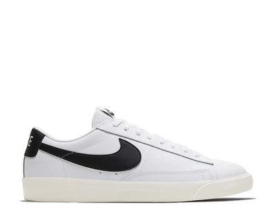 Nike Blazer Low Leather White / Black - Sail CI6377-101