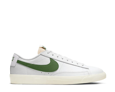 Nike Blazer Low Leather White / Forest Green - Sail CI6377-108