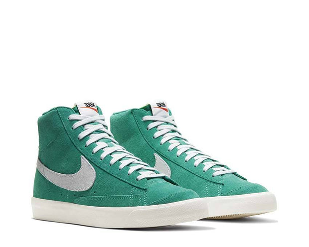 Nike Blazer Mid '77 Nature Green / Pure Platinum - Sail CI1172-300
