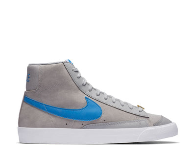 Nike Blazer Mid '77 NRG Emb Grey Fog / LT Photo Blue - White CV8927-001