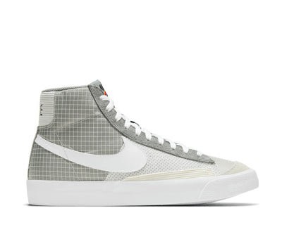 Nike Blazer Mid '77 Patch Smoke Grey / White - Particle Grey DD1162-001