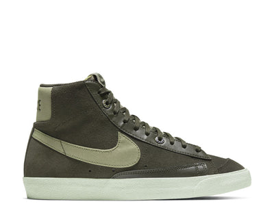 Nike Blazer Mid '77 Sequoia / Light Army - Light Silver DH4271-300