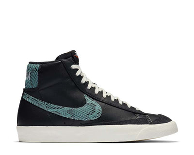 Nike Blazer Mid '77 VNTG WE Reptile Black / Light Aqua - Sail CI1176-001