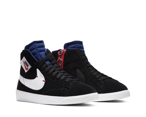 Nike Blazer W Mid Rebel Black