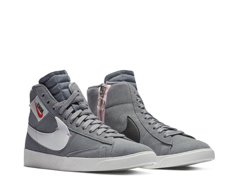 Nike Blazer Mid Rebel Cool Grey