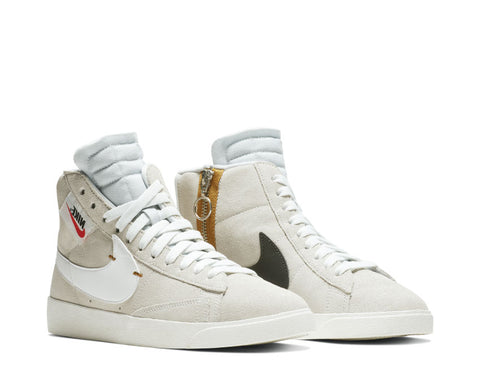 Nike Blazer Mid Rebel Off White