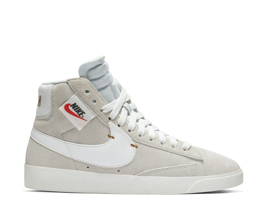 Nike Blazer Mid Rebel Off White Summit White Pure Platinum BQ4022 101