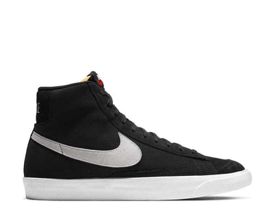 Nike Blazer Mid'77 Suede Black / Photon Dust CI1172-002