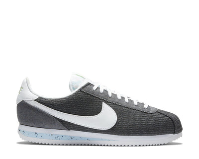 Nike Cortez Basic Prm Iron Grey / White - Barely Volt CQ6663-001