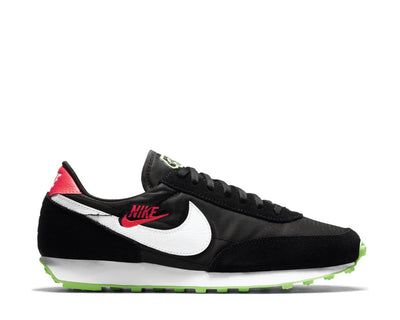 Nike Daybreak SE Black / White - Green Strike - Flash Crimson CT1279-001