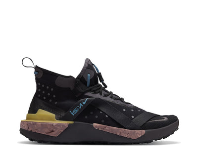 Nike Drifter Split ISPA Black / Iron Grey - Smokey Mauve AV0733-002