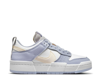 Nike Dunk Low Disrupt Summit White / Desert Sand  - Ghost - Sail DJ3077-100