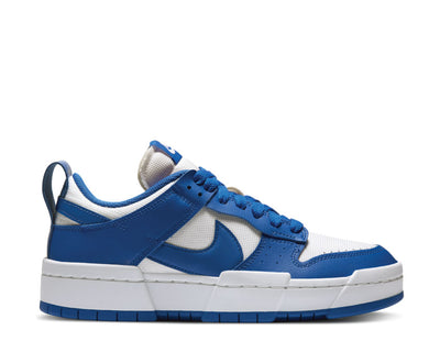 Nike Dunk Low Disrupt Summit White / Game Royal - Summit White CK6654-100