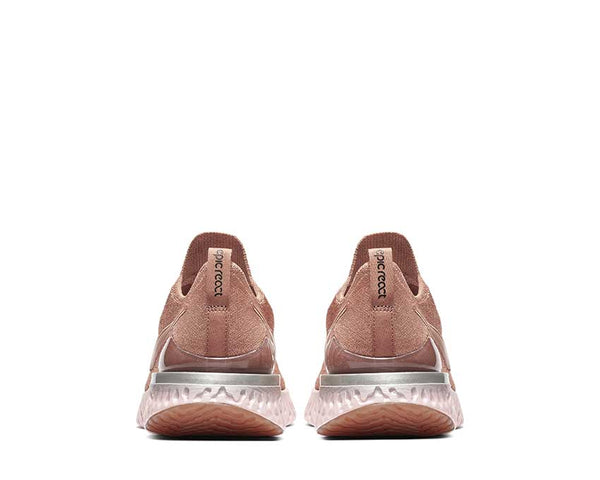 6c86ee1927ae74 Nike Epic React Flyknit 2 Rose Gold BQ8928-600 - Buy Online - NOIRFONCE