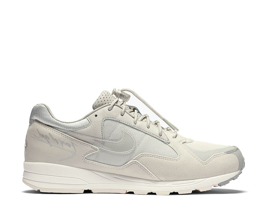 Nike Fear Of God Air Skylon II Light Bone Clear Reflect Silver Sail BQ2752-003