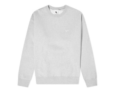 Nike M NRG Crew FLC Grey Heather