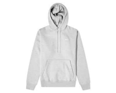 Nike M NRG Hoodie FLC Grey Heather / White CV0552-050