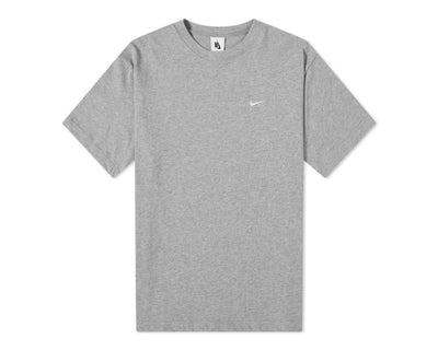 Nike M NRG Soloswoosh Tee DK Grey Heather / White CV0559-063