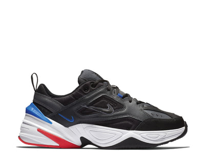 Nike M2K Tekno Dark Grey Black Baroque Brown Racer Blue AV4789-003
