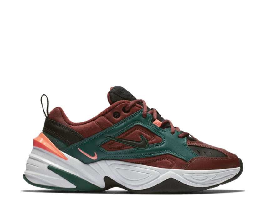 Nike M2K Tekno Pueblo Brown Black Rainforest AV4789-200