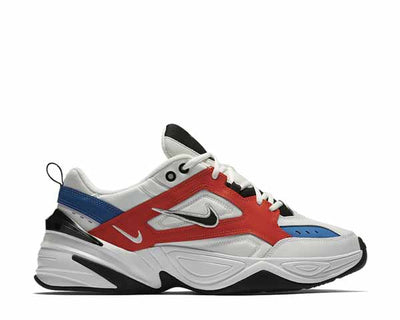 Nike M2k Tekno Summit White Black Team Orange AV4789-100