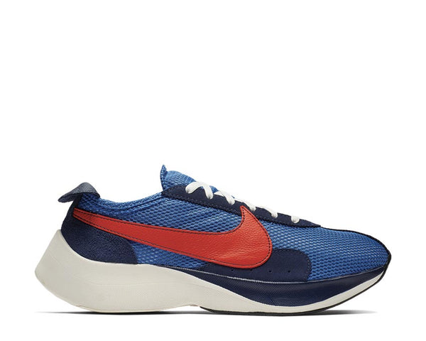size 40 92388 eac41 Nike Moon Racer QS Mountain Blue Team Orange Midnight Navy BV7779-400 ...