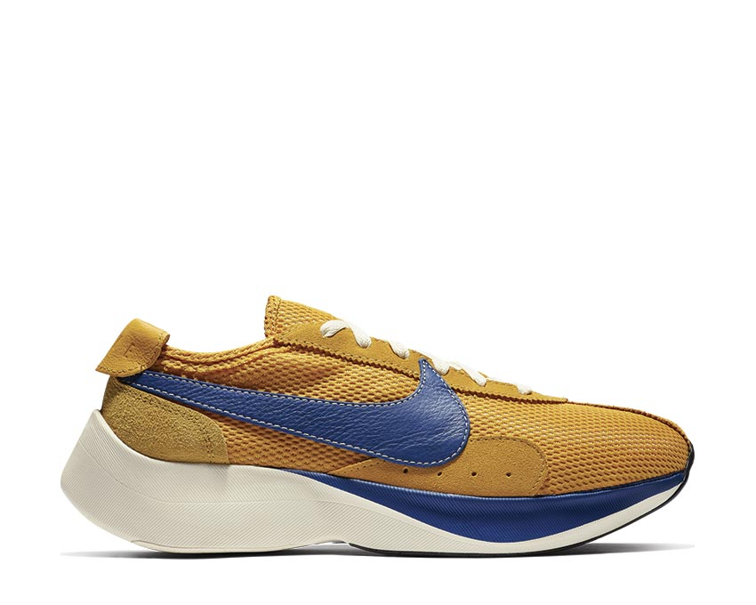 Nike Moon Racer QS Yellow Ochre Gym Blue Sail BV7779-700