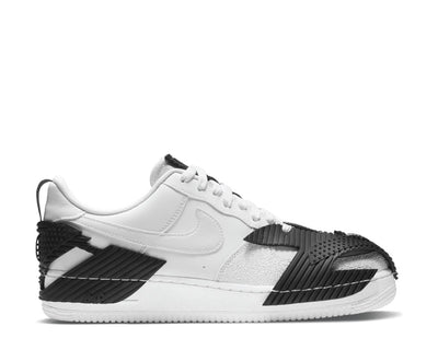 Buy the Nike NDSTRKT AF1 White / White - Black CZ3596-100