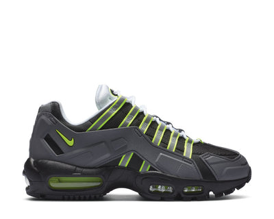 Nike NDSTRKT AM95 Black / Neon Yellow - Medium Grey CZ3591-002