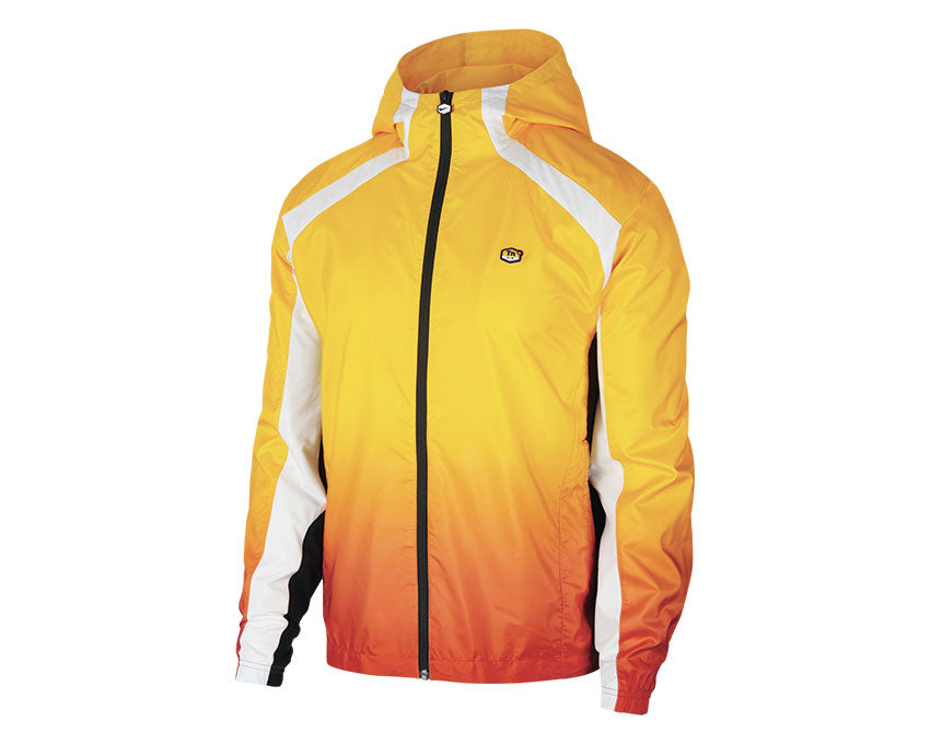 Nike NRG TN Track Jacket HD Tour Yellow Team Orange Black AR5793-719