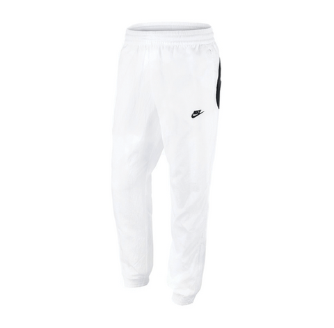 Nike Nsw Vw Swoosh Woven Pants White