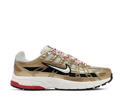 Nike P-6000 Light Bone / Summit White - Metallic Gold BV1021-007