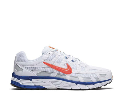 Nike P-6000 White / Hyper Crimson - Racer Blue - Black CT3439-100