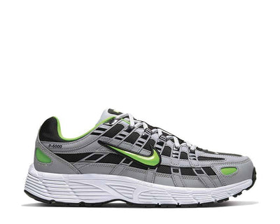 Nike P-6000 Wolf Grey / Electric Green - Black - White CD6404-005