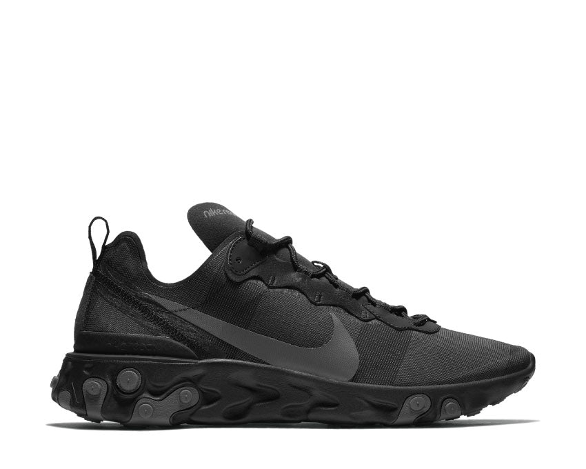 e9ea43e24121 Nike React Element 55 Black BQ6166 008 - Buy Online - NOIRFONCE