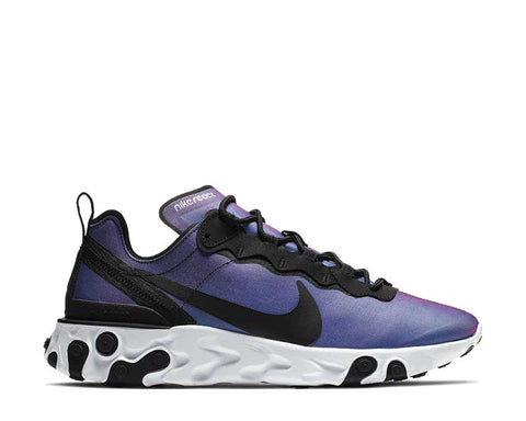 Nike React Element 55 Black Laser