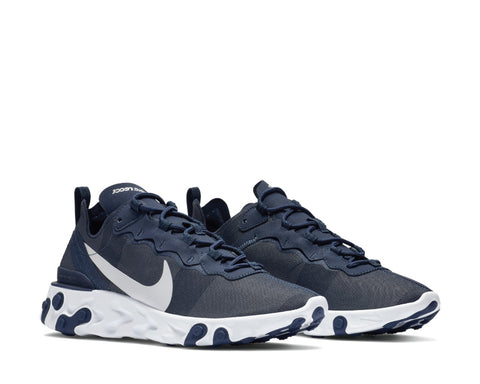 Nike React Element 55 Midnight Navy