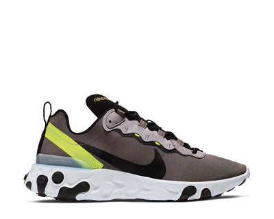 Nike React Element 55 Pumice Black White Blue Chill BQ6166-201