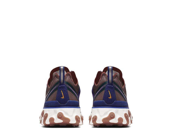 separation shoes b04cc 8bd50 ... Nike React Element 87 Dusty Peach Atmosphere Grey AQ1090-200 ...