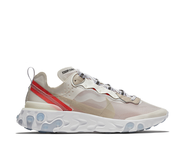 8c7b044f6a37 Nike React Element 87 Sail AQ1090-100 - Buy Online - NOIRFONCE