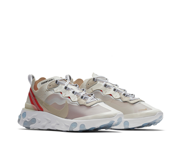 5f6e29f2b2af Nike React Element 87 Sail AQ1090-100 - Buy Online - NOIRFONCE