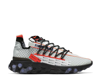 Nike React Ispa Ghost Aqua / Total Crimson - Black CT2692-400