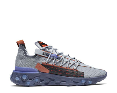 Nike React Ispa Wolf Grey Sapphire Dusty Peach CT2692-001