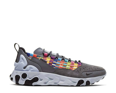 Nike React Sertu Iron Grey / Black - LT Smoke Grey AT5301-004