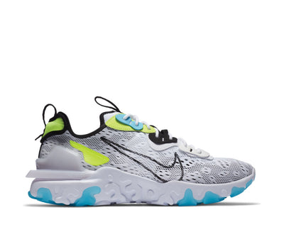 Nike React Vision Worldwide White / Black - Volt - Blue Fury CT2927-100