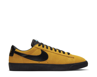 Nike SB Blazer Low GT University Gold / Black - University Gold 704939-700
