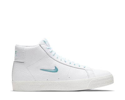 Nike SB Zoom Blazer Mid Premium White / Glacier Ice - White - Summit White CU5283-100